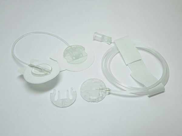 contact™ detach Infusion set