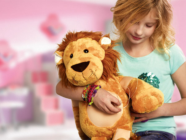 Lenny® The Lion Plush Toy